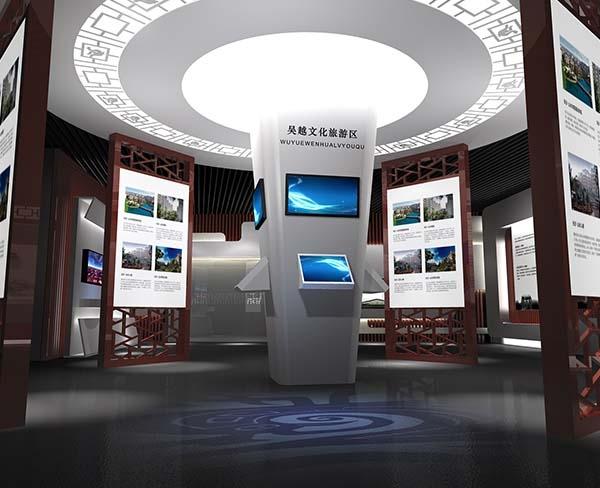 政府机关龙8娱乐平台-鸿山规划展示馆
